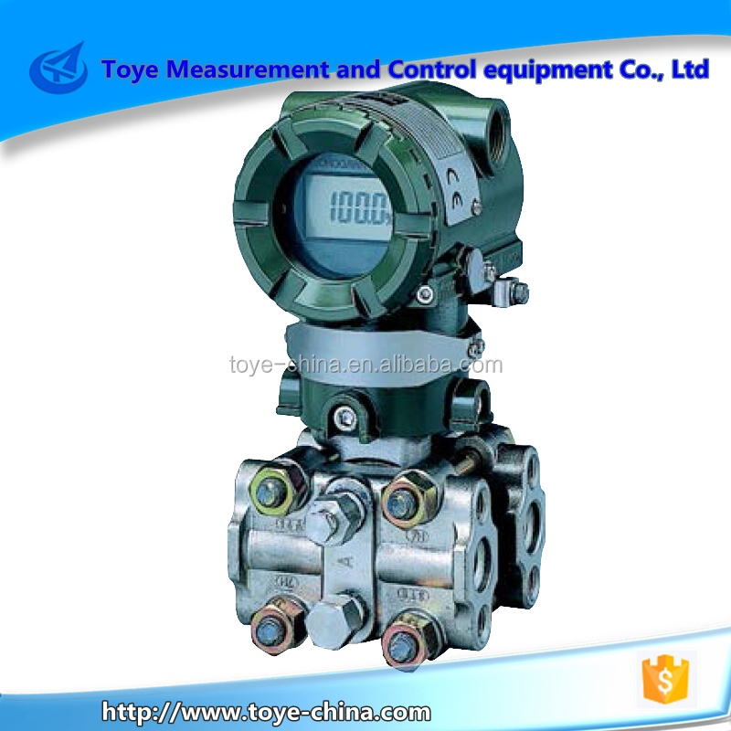 2016 Low Price Yokogawa EJX130A Differential Pressure Transmitter with LCD and 4-20mA