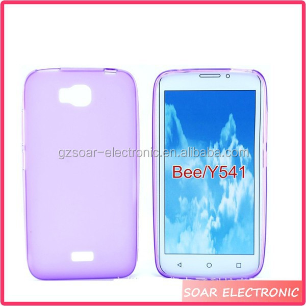 For huawei honor bee y541 slim TPU Jelly soft gel case mobile phone case