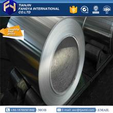 Tianjin Fangya ! coils for roofing metal materials galvanized steel coil with low price