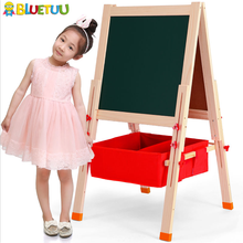 Childrens furniture wooden decorative children magnetic whiteboard with easel