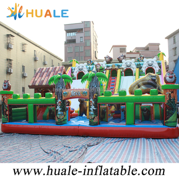2018 Commercial Inflatable bouncy castle,Inflatable Jumping Castle, Inflatable Bouncy House For Sale