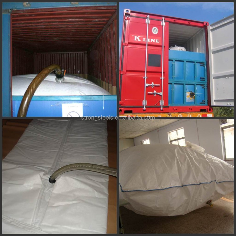 Qingdao 24000L flexi tank for syrups