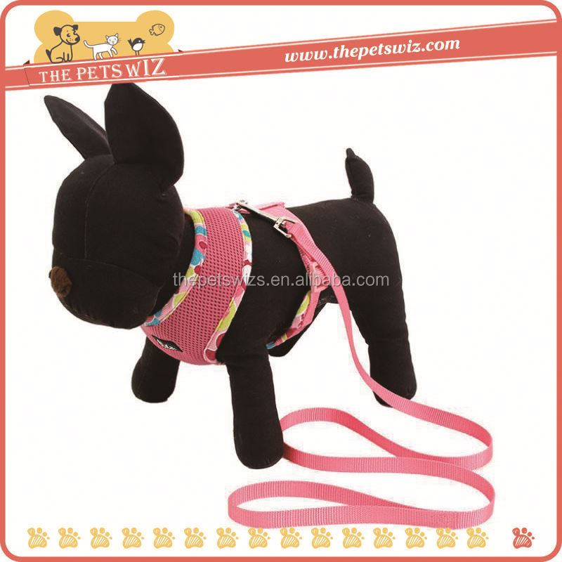 Supply dog harness ,CC075 staff head dog harness , nylon strap dog harness