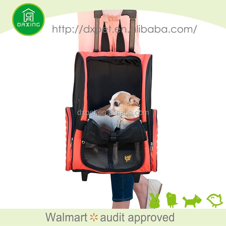 Pet carrier Dog travel bag