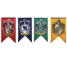 Custom 75x125 cm Party Supplies Harry Potter Flag Banners Boys Girls Decoration Gift