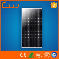 High quality china manufacturer suitable price 260w mono solar panel
