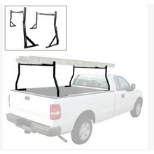 Popular racks accessory car roof rack display/adjustable pickup truck ladder rack