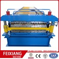 FX roofing sheet bending machine