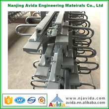 single gap sealing materials bridge expansion joints