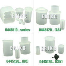 ERIKC bosch injector plastic Protective Cap 110 120 series fuel injector nozzle protect sase caps