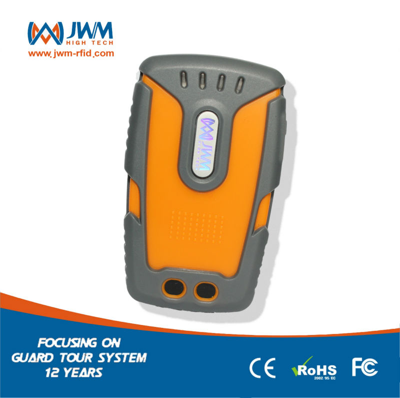 portable gps guard tour reader, gps panic button gprs, rugged gps tour device