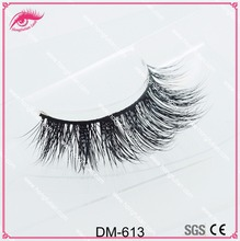 Mink lashes private label 3D natural daily use false eyelash