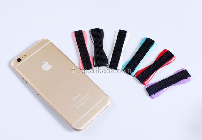 Factory Wholesale Finger Grip One Handed Mobile Phone Holder