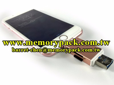 MPK USB OTG for notebook macbook IOS Android smart phone
