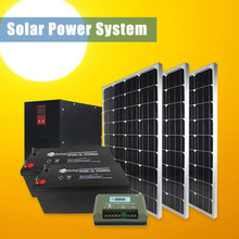 Off Grid Price 75kw Panel 600w Solar Energy System