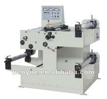 FQ-550 label slitting and rewinding machine/adhesive label slitter