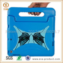 For Secure iPad Case Anti Shock Childproof EVA Cover With Handle