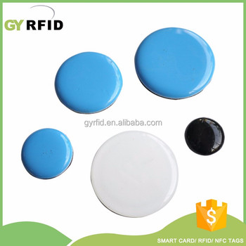 STE FM11RF08 NFC Epoxy Tag For RFID Inventory Tracking