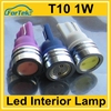 12v car led bulb T10 1W for width light