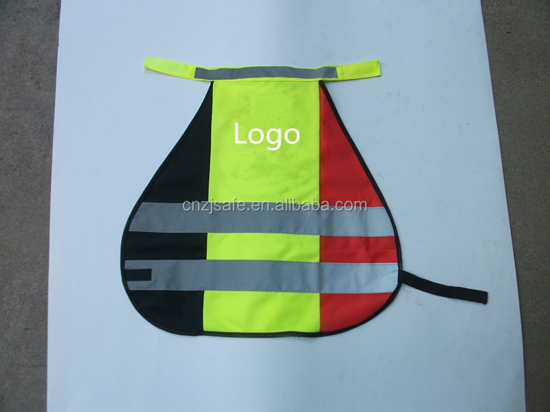 Safety Dogvest High Visibility Pet Dog Reflective Safety Vest Security Warning Clothing