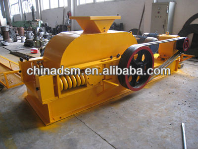 Hot Sale Double Roller Crusher for Copper Slag Crushing