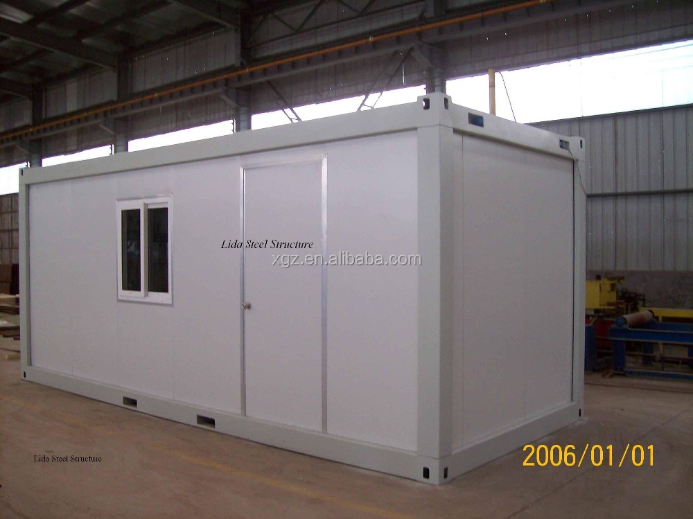 20feet sandwich panel container house office