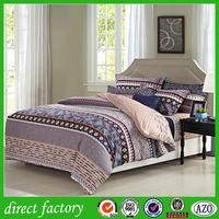 Multifunctional indian cotton bed sheets with customize logo