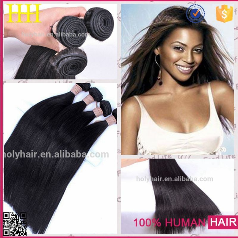 Top grade high quality natural black hair care products wholesale in hair market