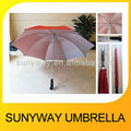 "29"" 8K Straight Manual Open UV Protection Umbrella"