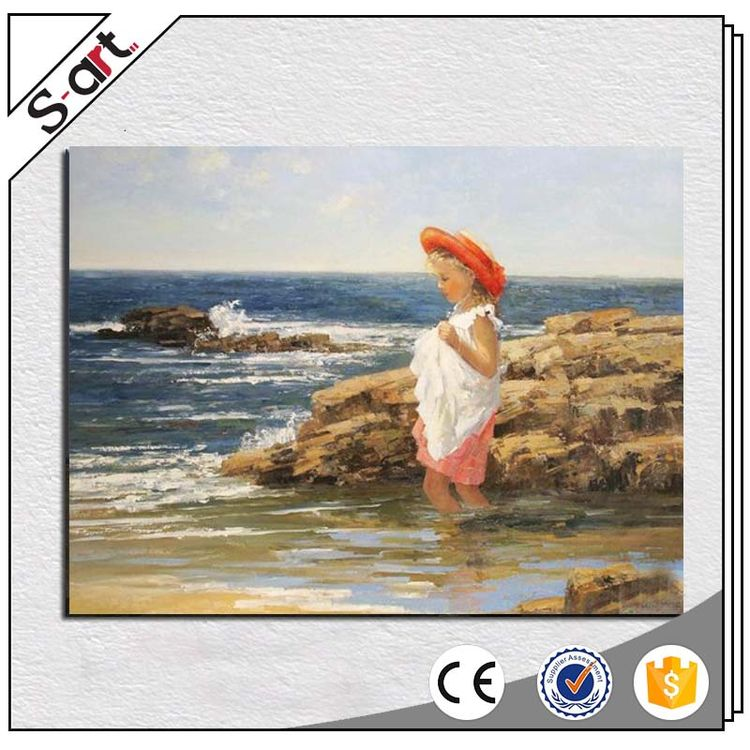 Artist designed excellent performance abstract human figure oil painting