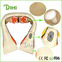 Best selling high quality perfect body neck and shoulder massager belt