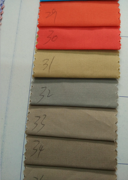 Many kinds colors 100% cotton fabric 40*40 133*100 for shirt