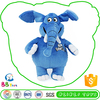 Icti Audit Personalized Funny Plush And Stuffed Elephant Toys With Big Ears