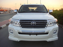 NEW CARS IN DUBAI TOYOTA LAND CRUISER DIESEL AUTOMATIC ULTIMATE