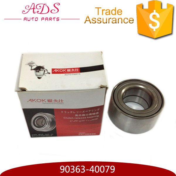 For YARIS/PRIUS front left and right wheel hub bearing for NCP9#/NHP10 OEM:90363-40079