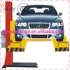 Portable Single post car lift for sale , Hydraulic single post car Lifter , Single post car lift for car wash
