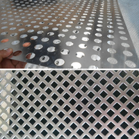 304/201 perforated metal plate for building decoration