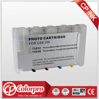 T5846 refillable cartridges for epson PictureMate 200 240 260 280 290 printer ink cartridge