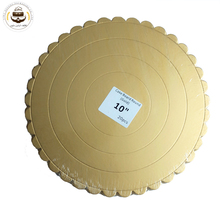 yiwu popular main factory good quality paper cake boards base