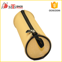 MTS Bag OEM In Stock Customizable PU kids zipper pencil case for sale