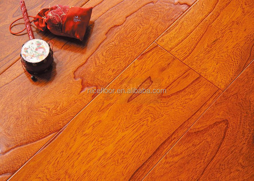 A/B grade Wide plank Engineered Wood Flooring