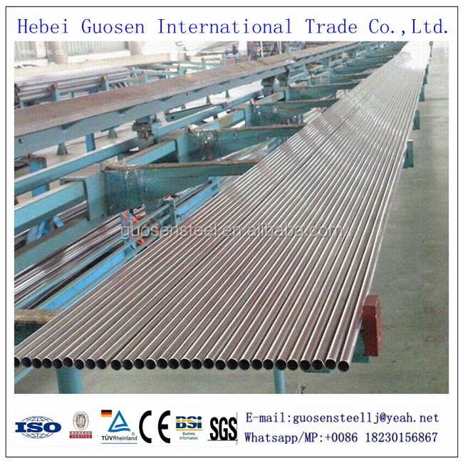 China Supplier Welded Thin Wall Steel Pipe,Carbon Steel Welded Pipe