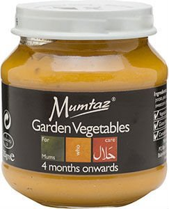 Mumtaz Halal Baby Food