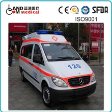 4*2 Classic Gasoline Mobile Ambulance Customized for Sale