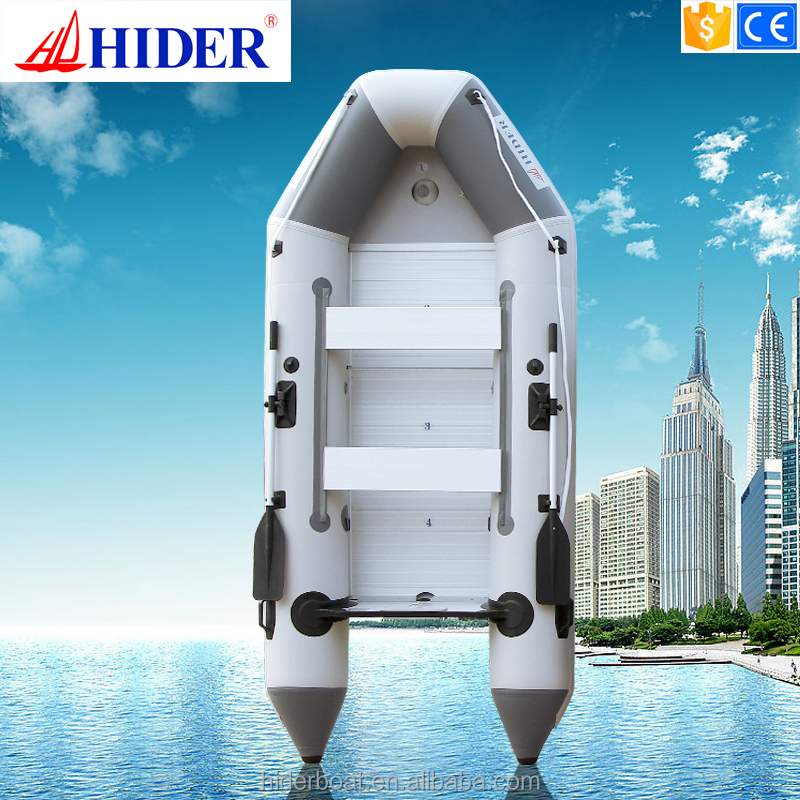 aluminum floor inflatable military boat entertainment boat
