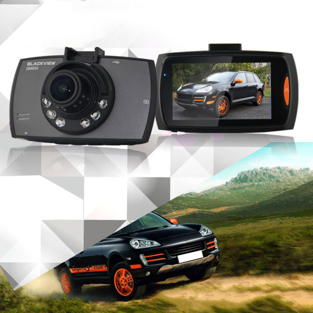 "Car Camera G30 2.4"" Full HD <strong>1080P</strong> Car DVR Video Recorder Dash Cam 120 Degree Wide Angle Motion Detection Night Vision <strong>G</strong>-Sensor"
