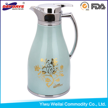 Popular Fashion Stainless Steel Arabic Thermos Coffee Pot