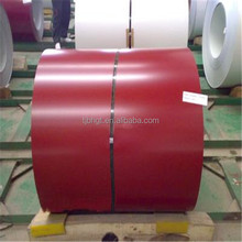 Factory Prepainted steel coils for Ral No. roofing and wall steel