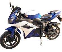 Super speed 1000-2000w electric motorcycle /motorbike in China factory