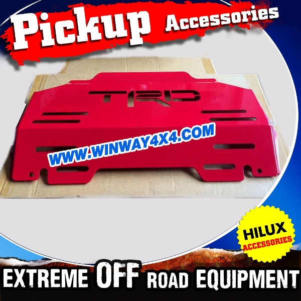 2016 2017 HILUX REVO TRD TYPE SKID PLATE